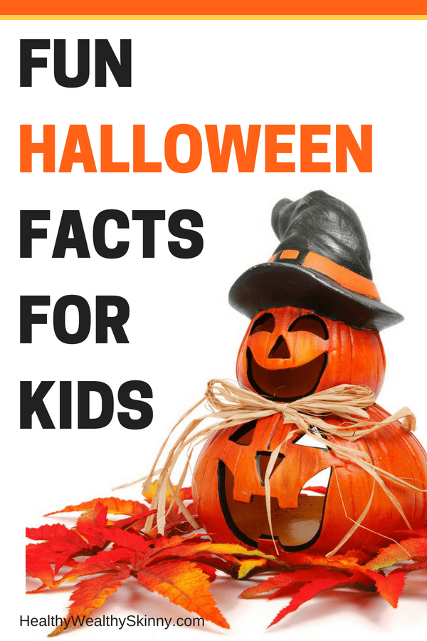 Fun Halloween Facts For Kids