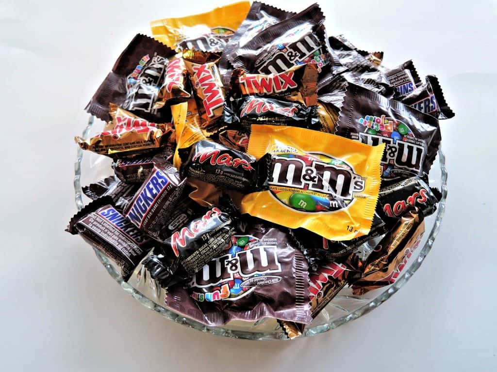 Halloween Facts for Kids Candy