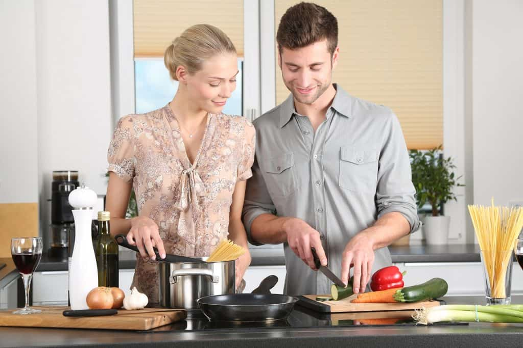 Make Parenting Less Expensive - Cook at Home