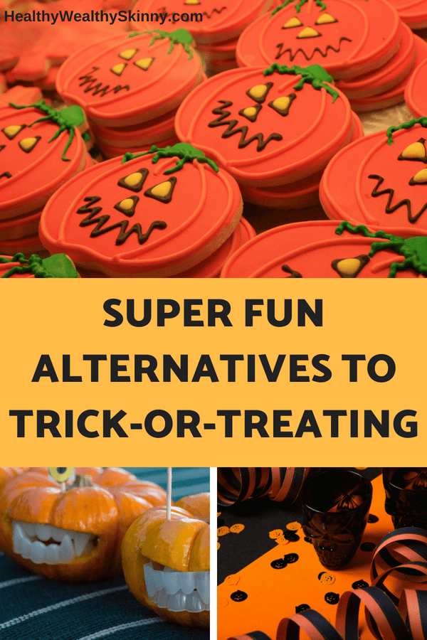 Super Fun Alternatives to Trick-or-Treating