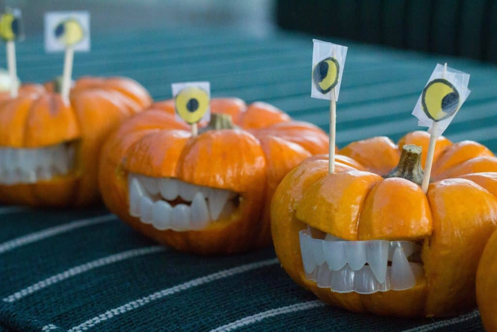 Alternatives to Trick-or-Treating - Halloween Crafts