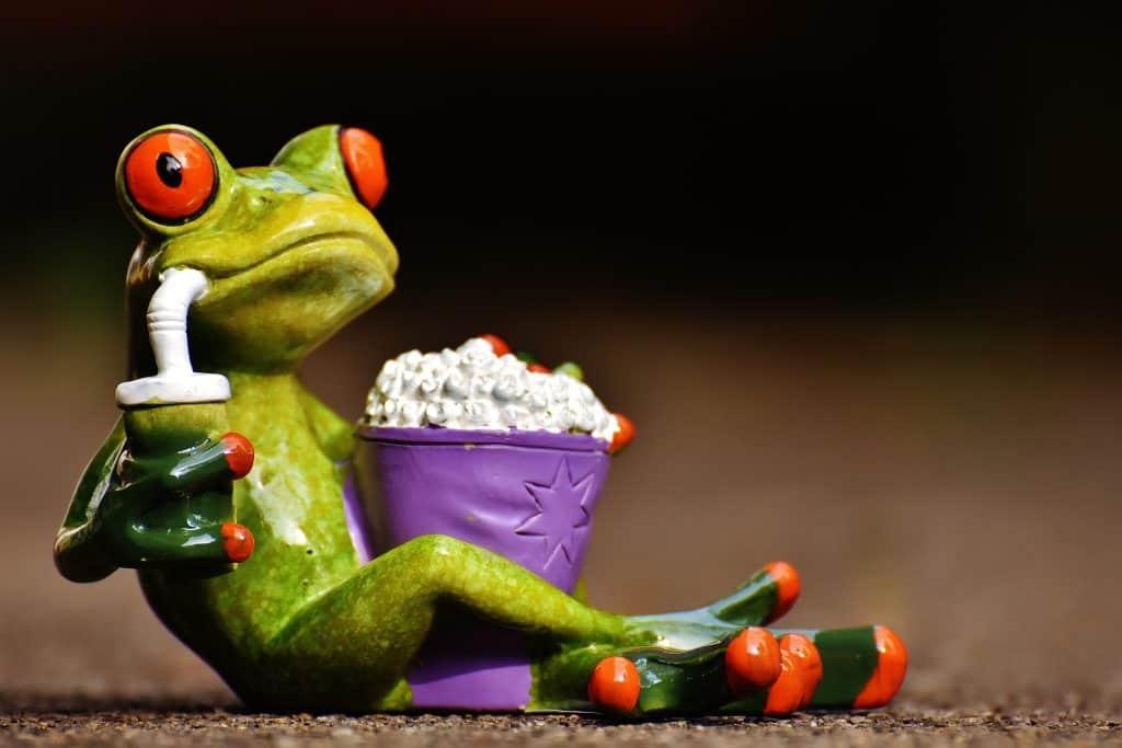 Alternatives to Trick-or-Treating - Family Movie Night