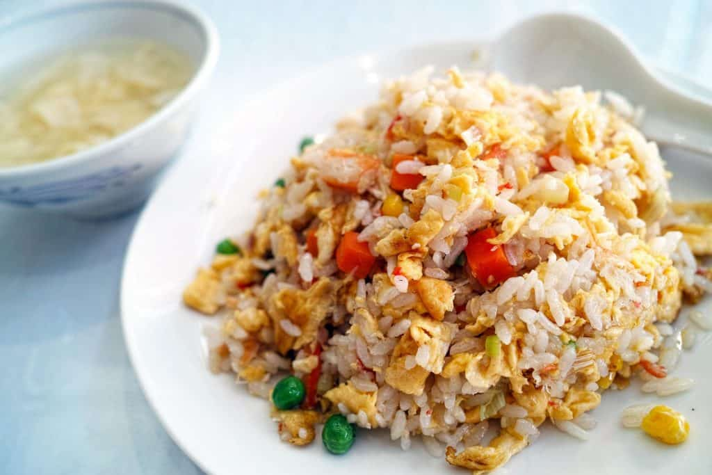 Frugal Meals - Fried Rice