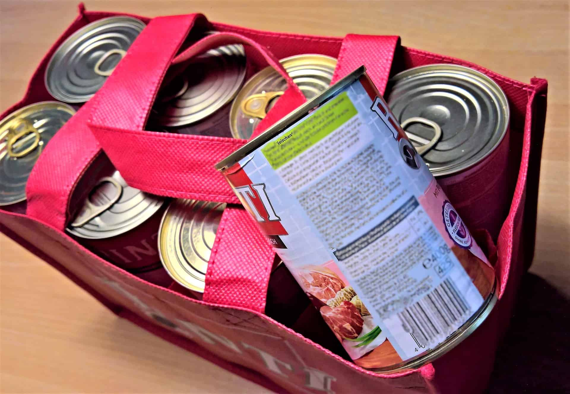 Items You Should Never Buy from the Dollar Store - Canned Food