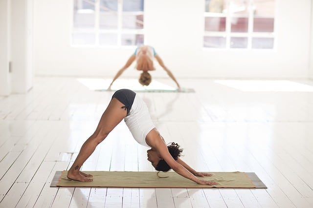 Cope with Anxiety by Creating a Self-Care Routine - Try Morning Yoga