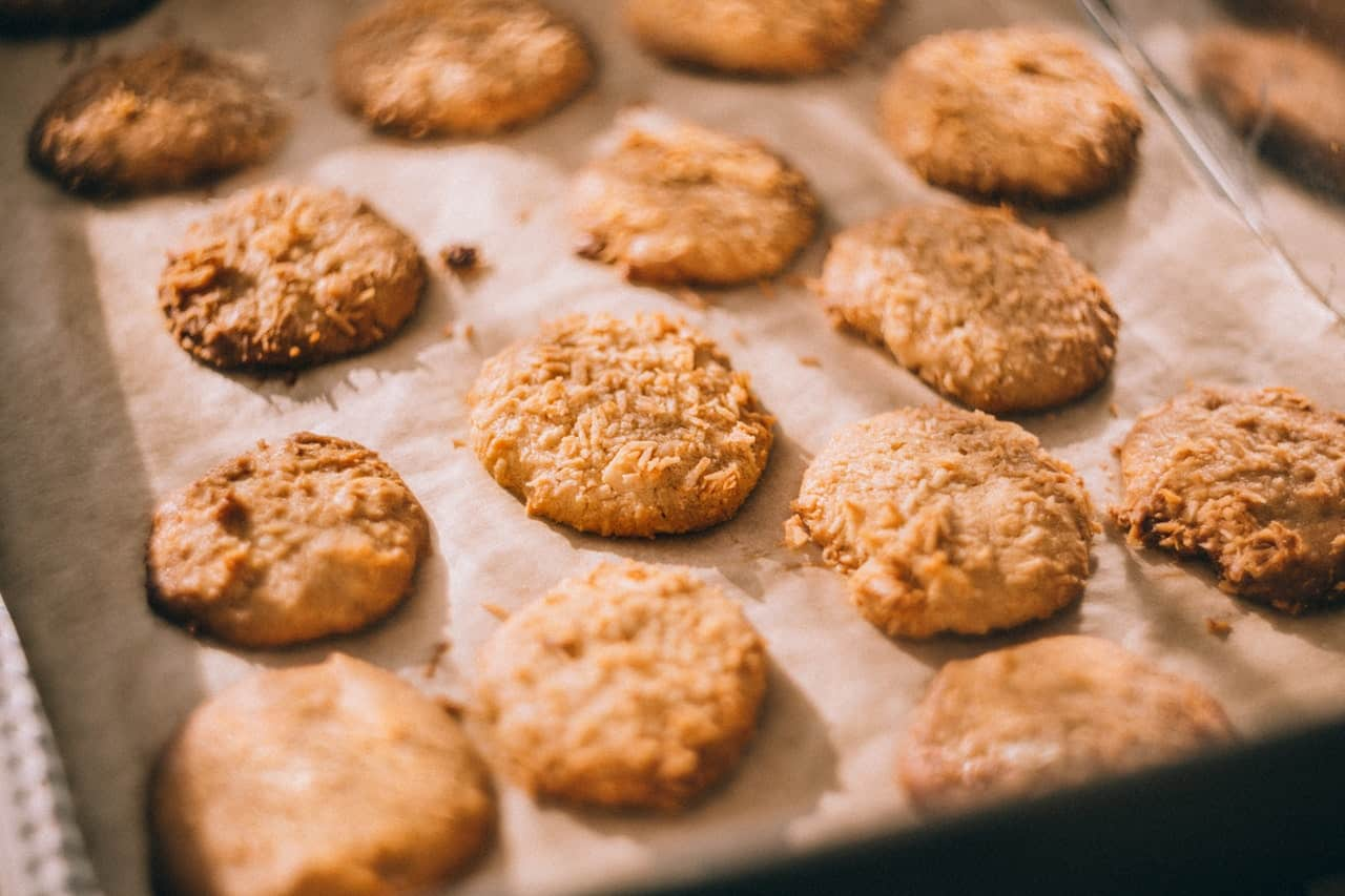 Breakfast on the Go - Nothing is easier to take on the go then cookies.  They are even better when they are healthy and made especially for breakfast.