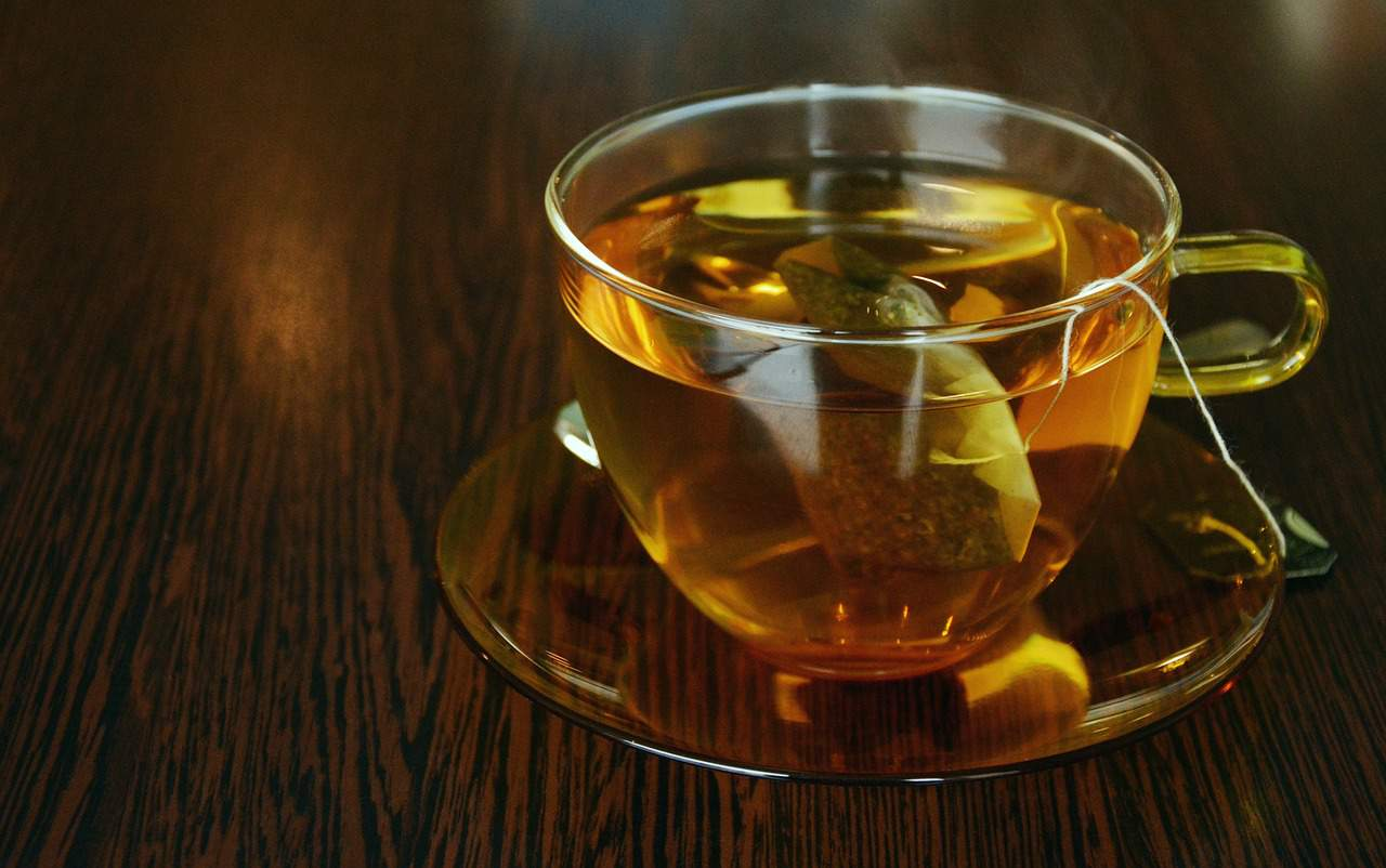 Foods that start with t - Tea