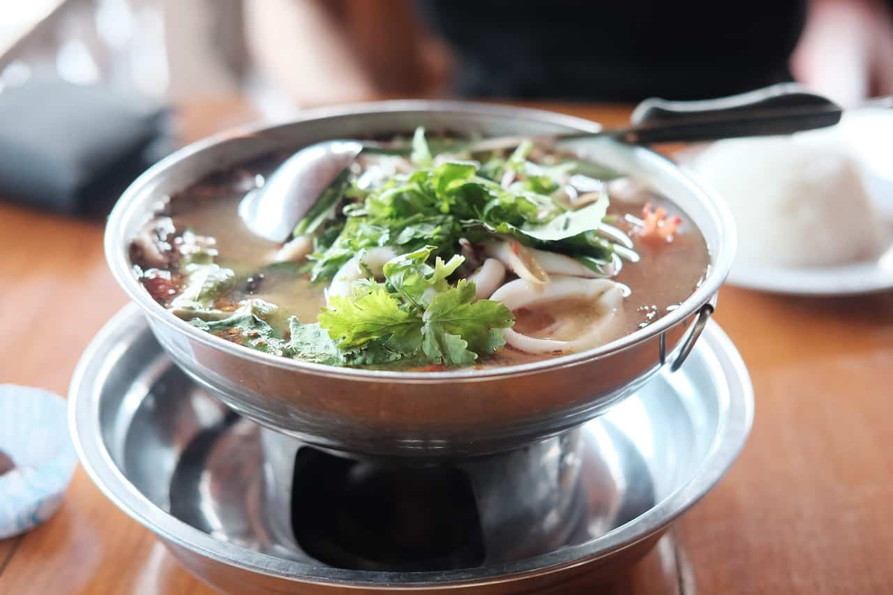 Foods that start with t - Tom Yum