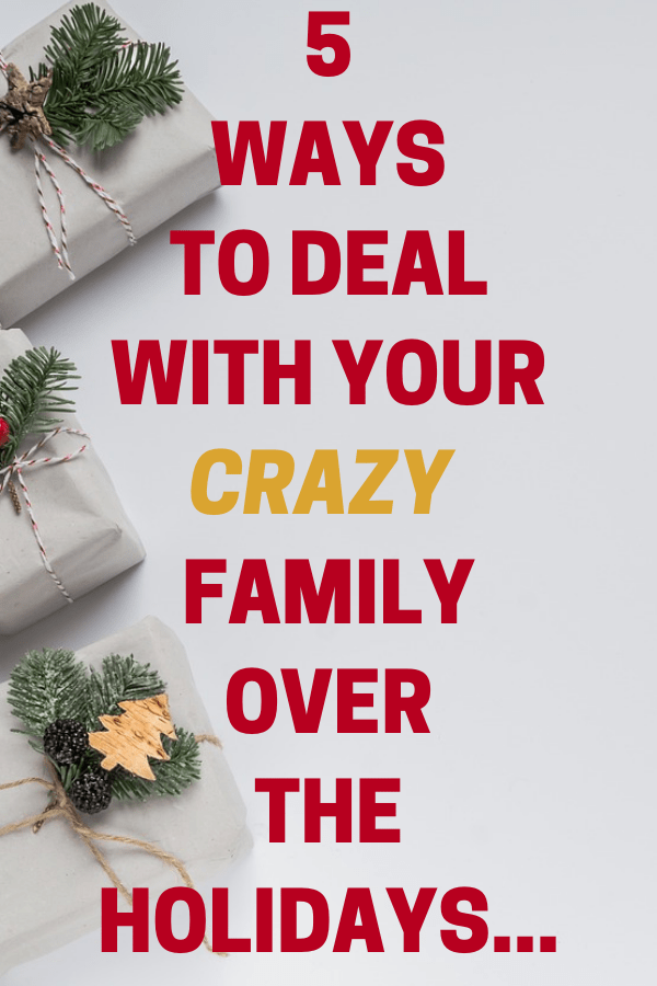 Family | Families can be a wonderful blessing, or they can be a major pain during the holidays. Learn 5 tips to keep you sane over the holidays. #holidaytips #holidayswithfamily #family #Christmas #Thanksgiving #HWS #healthywealthyskinny