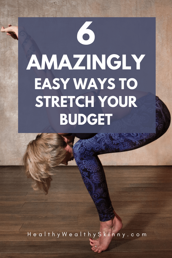 Everyone can identify with the need to save money. There are super easy ways to save money and help your budget.  Discover how to stretch your budget by learning how to save money with these money saving tips. #savingmoney #saving #moneysavingtips #howtosavemoney #budgeting #HWS #healthywealthyskinny