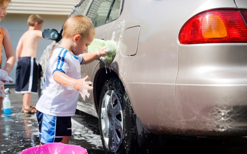 What Moms Really Want on Mother's Day - Clean Moms Car