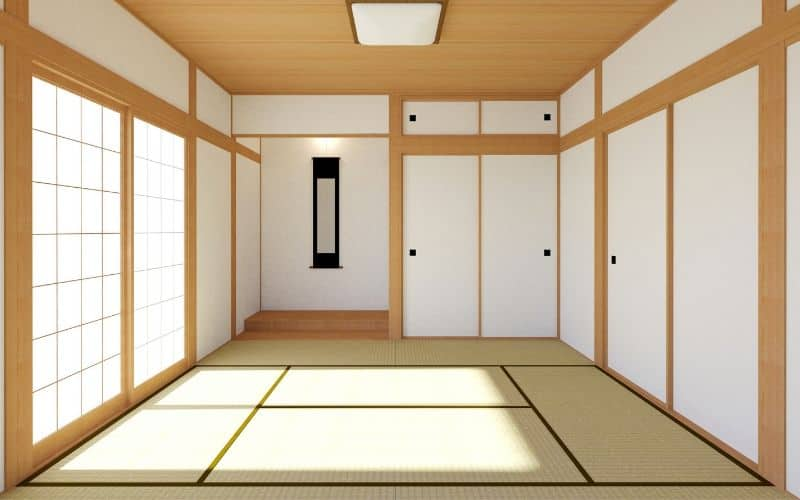 Surfaces for sleeping on the floor - Tatami