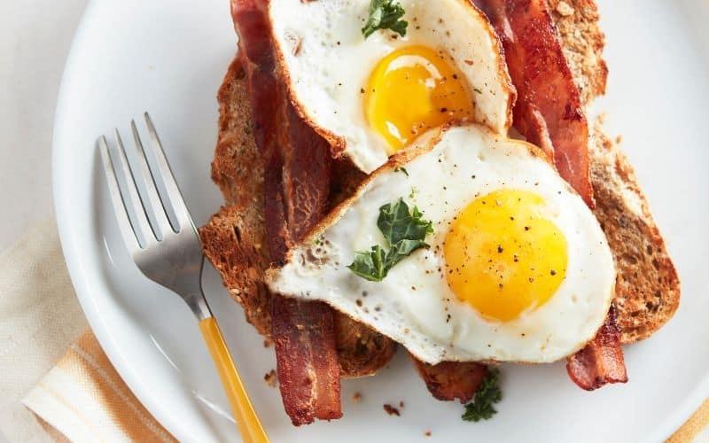 Metabolism Boosting Breakfast Foods - Lean Meats