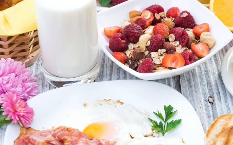 Metabolism Boosting Breakfast Foods