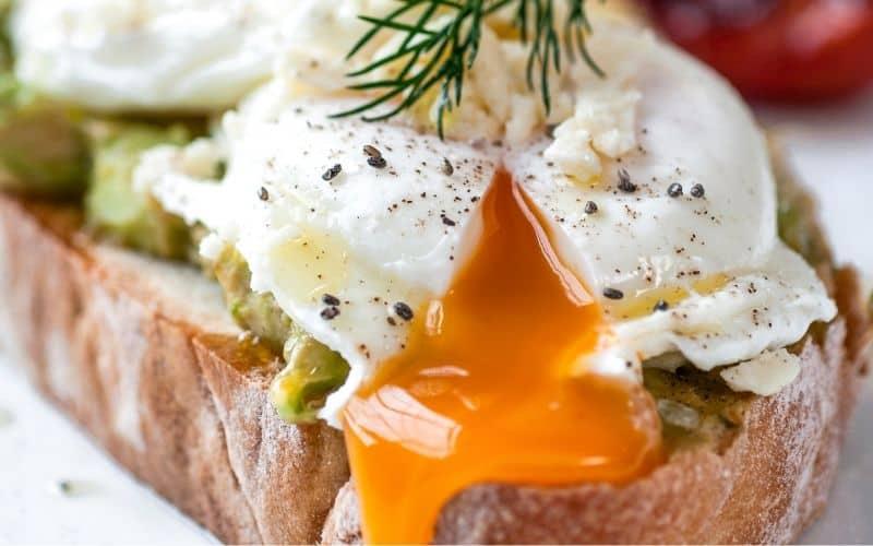 Metabolism Boosting Breakfast Foods - Avocado
