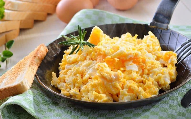 Metabolism Boosting Breakfast Foods - Eggs