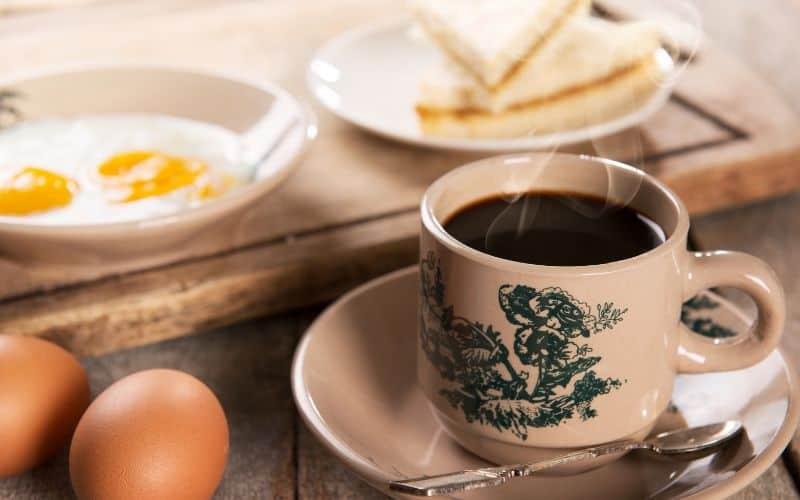 Metabolism Boosting Breakfast Foods - Coffee or Tea