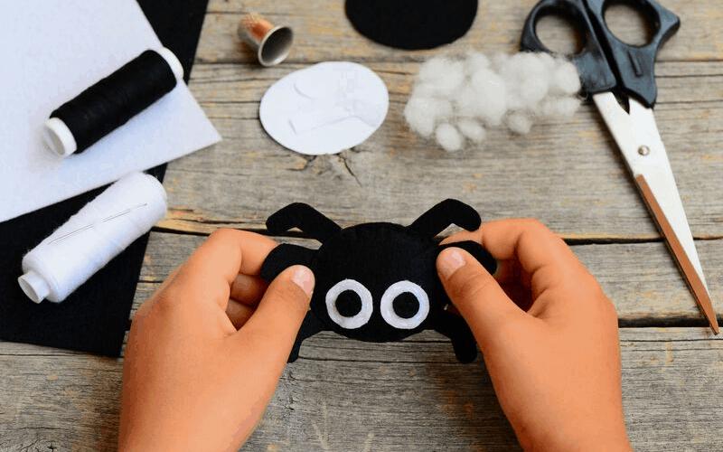 Happy Halloween Crafts for Kids
