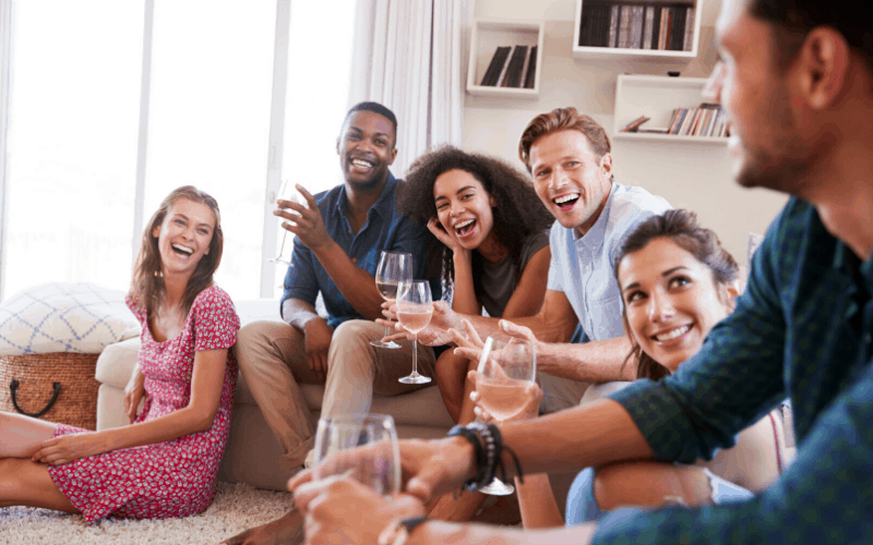 Things To Do Instead of Watching the Super Bowl - Go to a Super Bowl Party