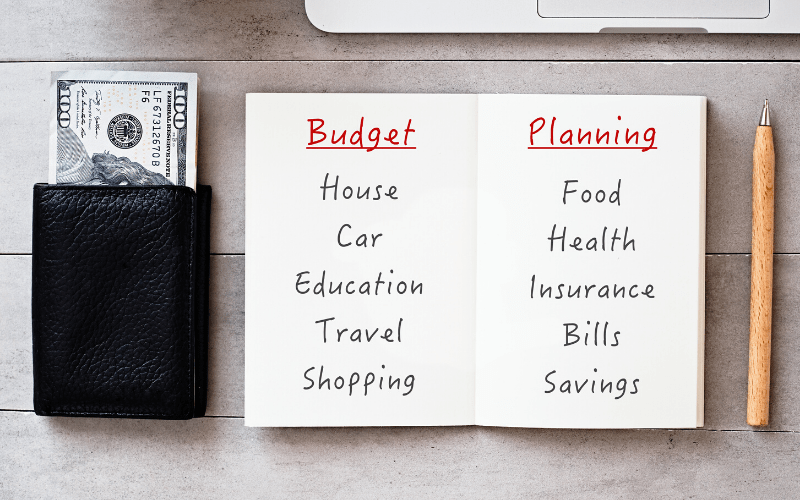 Not Having A Budget