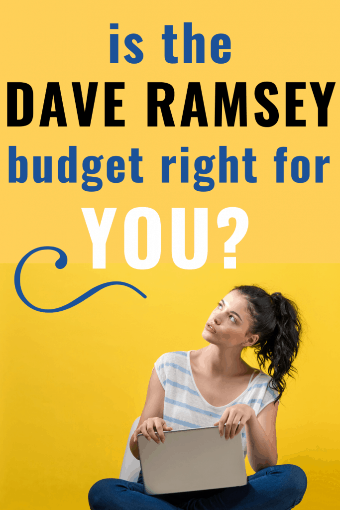 Zero based Budget also know as the Dave Ramsey Budget.  Discover if this is the right budgeting method for you. Use our zero based budget template, spreadsheet, excel. #zerobasedbudget #daveramseybudget