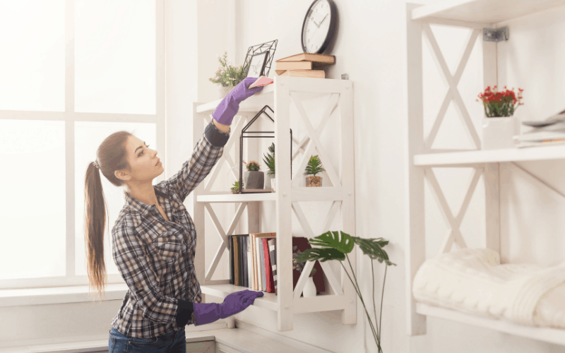 4 Spring Cleaning Ideas to Refresh Your Home