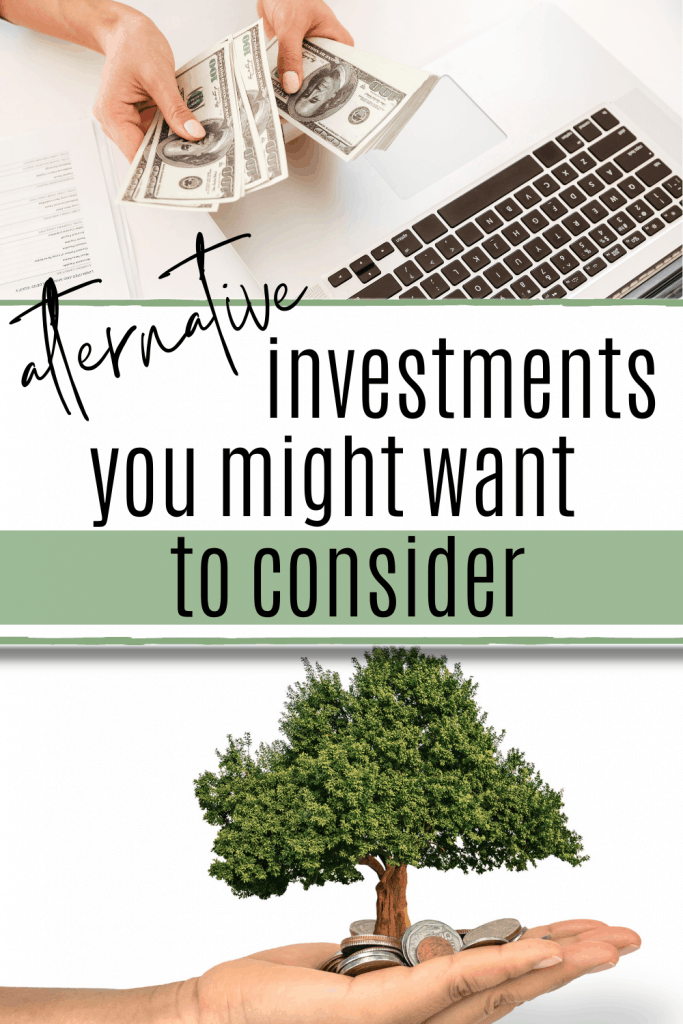 Most people think of traditional investment options like cash, bonds, and stocks when they hear the word investing. While many are familiar with conventional investing opportunities, there's another category of investing called alternative investments. Discover Alternative Investment You Might Want To Consider